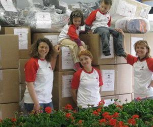 Zbiórka ubrań i zabawek dla dzieci z wadami serca w Polsce