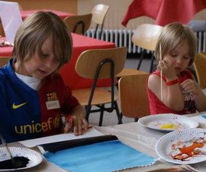 Warsztaty plastyczne dla dzieci w Hostert